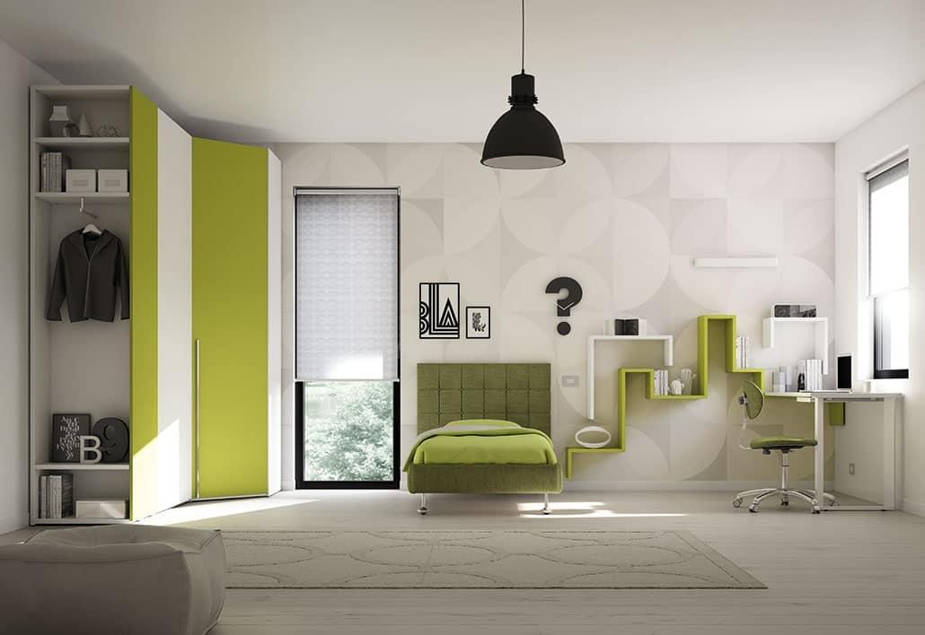 modern children room made