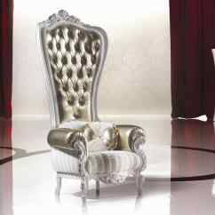 Throne Chair Cover Large Lounge Enveloping Luxury Armchairs For Living Room Idfdesign