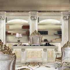 Baroque Sofa Bed Cama Arno El Corte Ingles Hand Carved Desk For Manager Office | Idfdesign