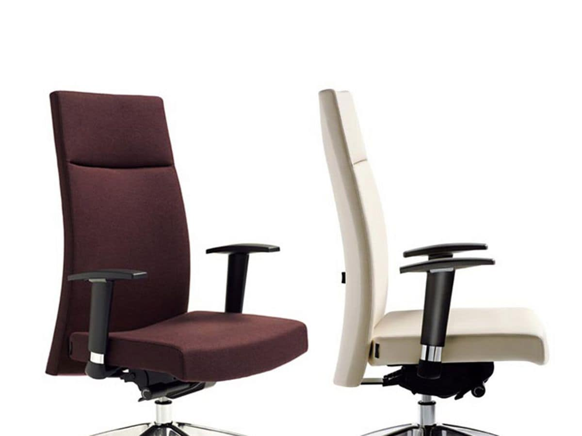ergonomic chair no armrests swivel xl office chairs with and wheeled base