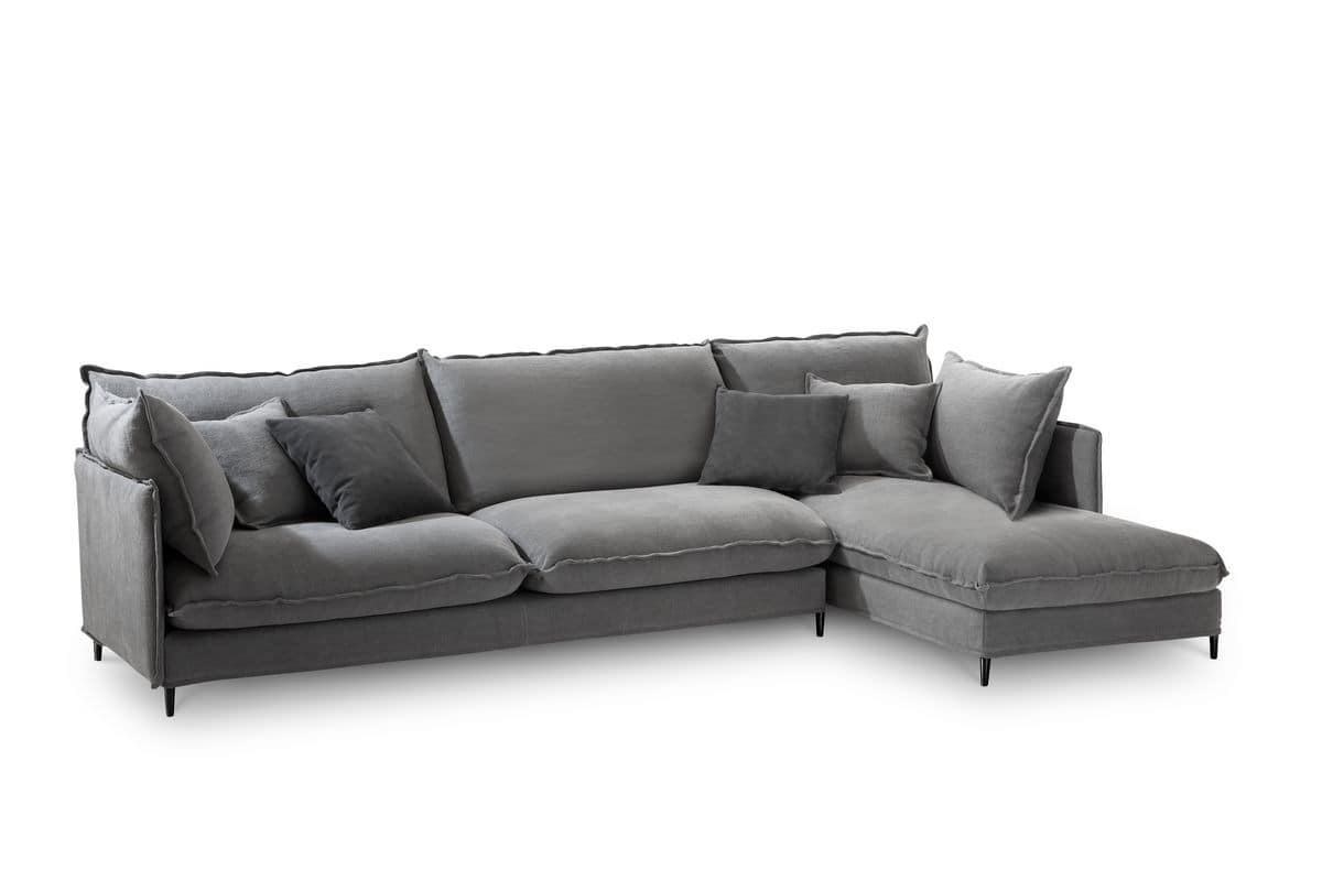 love your home corner sofa soft leather sofas uk modern grace chaise by