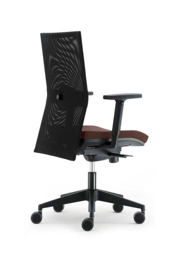 swivel chair operations kitchen table and chairs ireland operational office side shift mechanism idfdesign uf 497 b