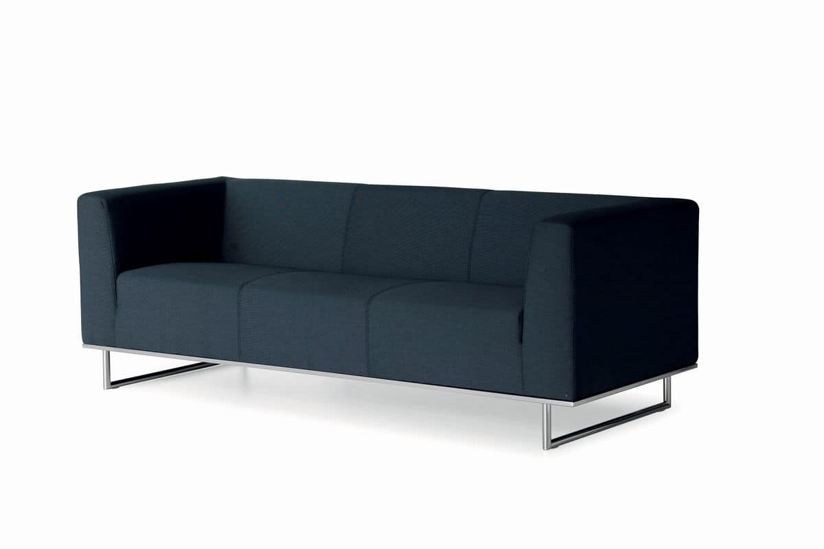 office furniture sofa uk glass tables leather for and waiting room can be equipped