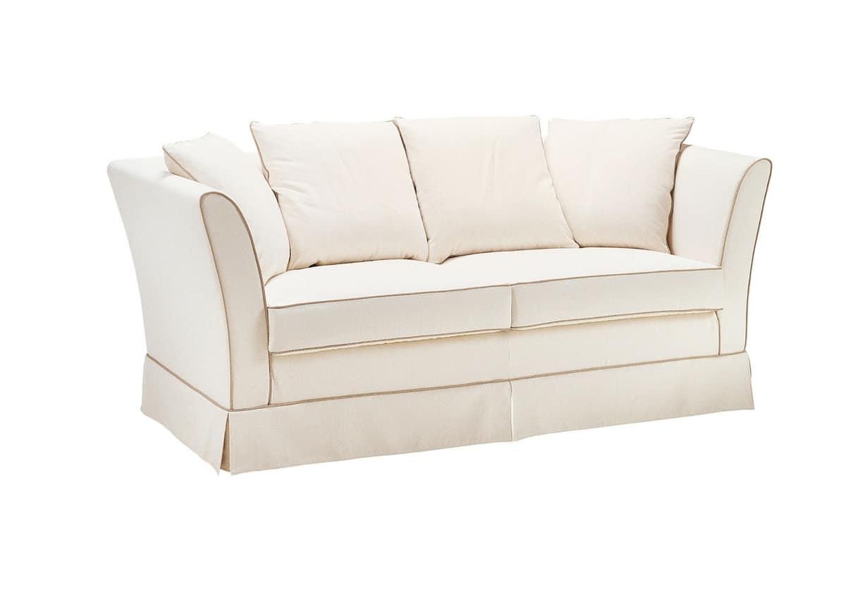 classic style sofa papasan frame elegant in a contemporary idfdesign