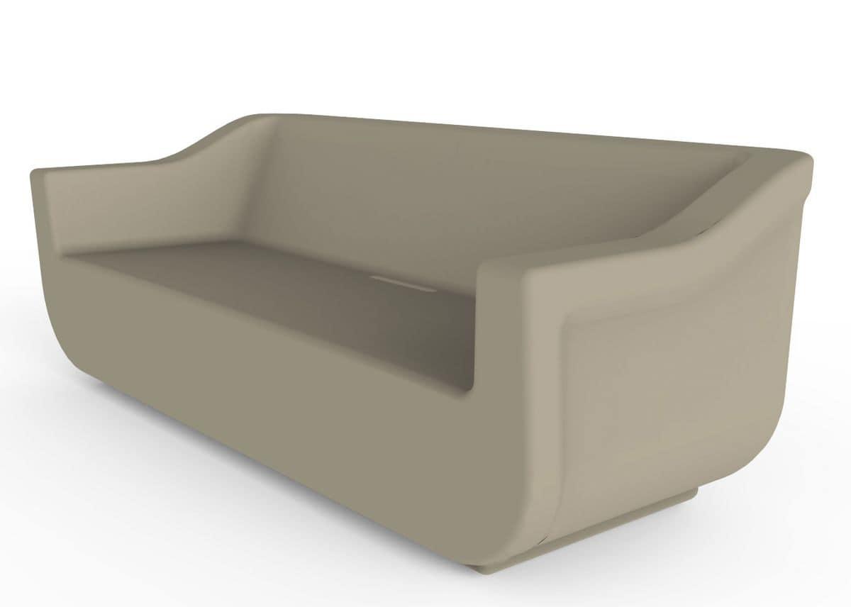 molded plastic outdoor sofa best sleeper reviews 2017 peugen thesofa