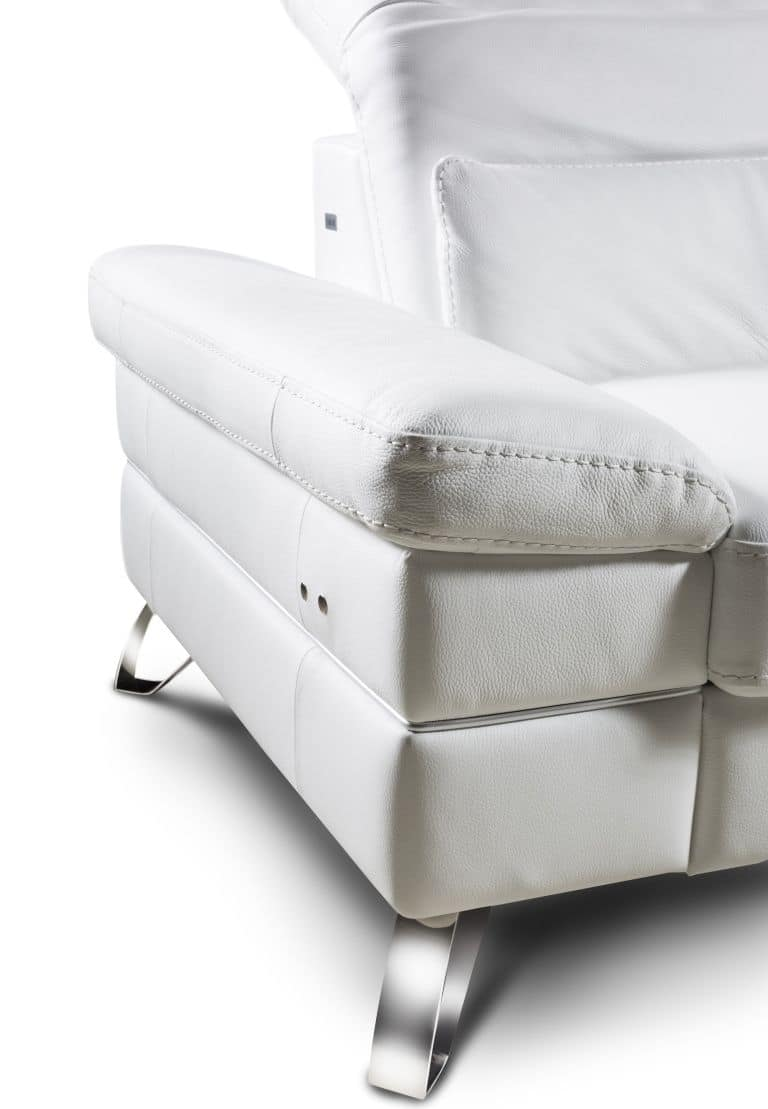 Design sofa 2 places electric reclining mechanism  IDFdesign