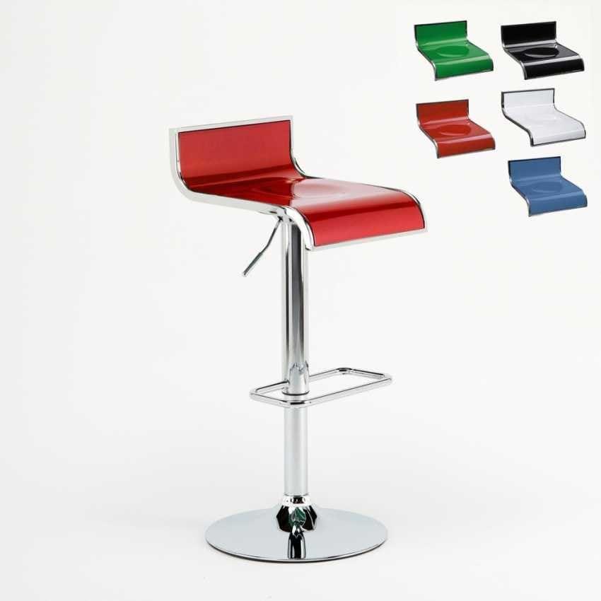 revolving chair for kitchen bedroom aldi adjustable stool swivel 360 with footstools idfdesign design high barstool florida sga041flo