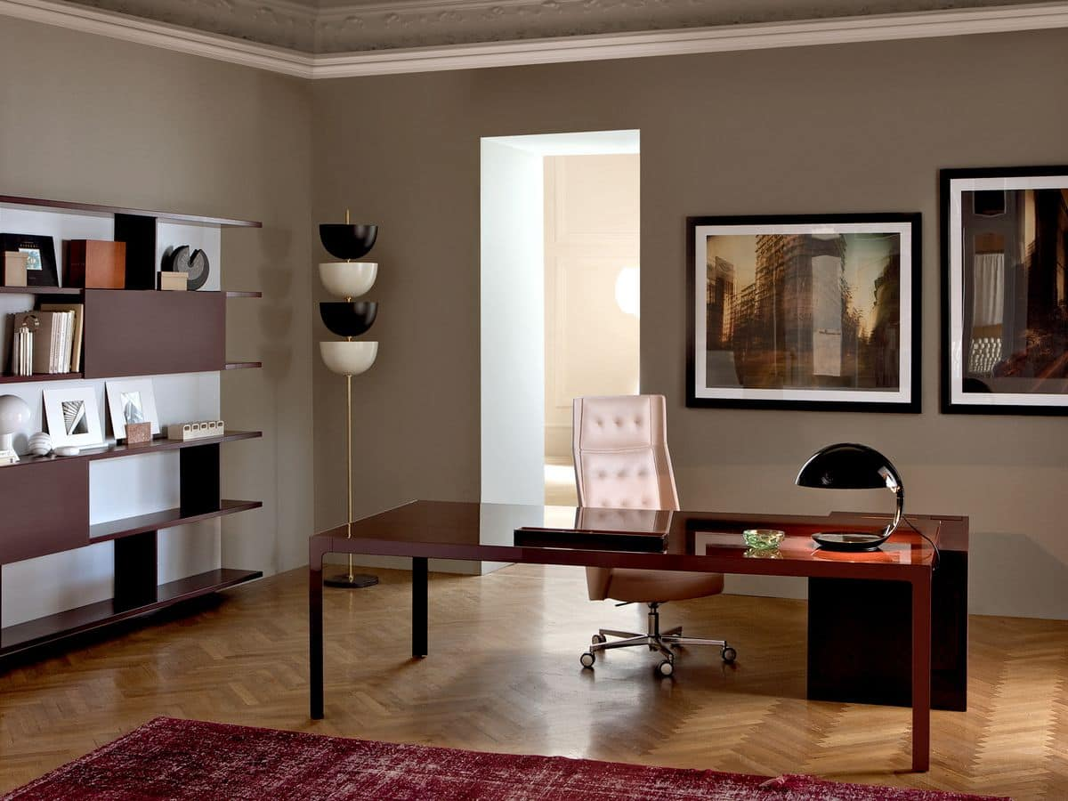 sofas companies pull out sofa bed set modern executive office desks, metal structure, wooden top ...