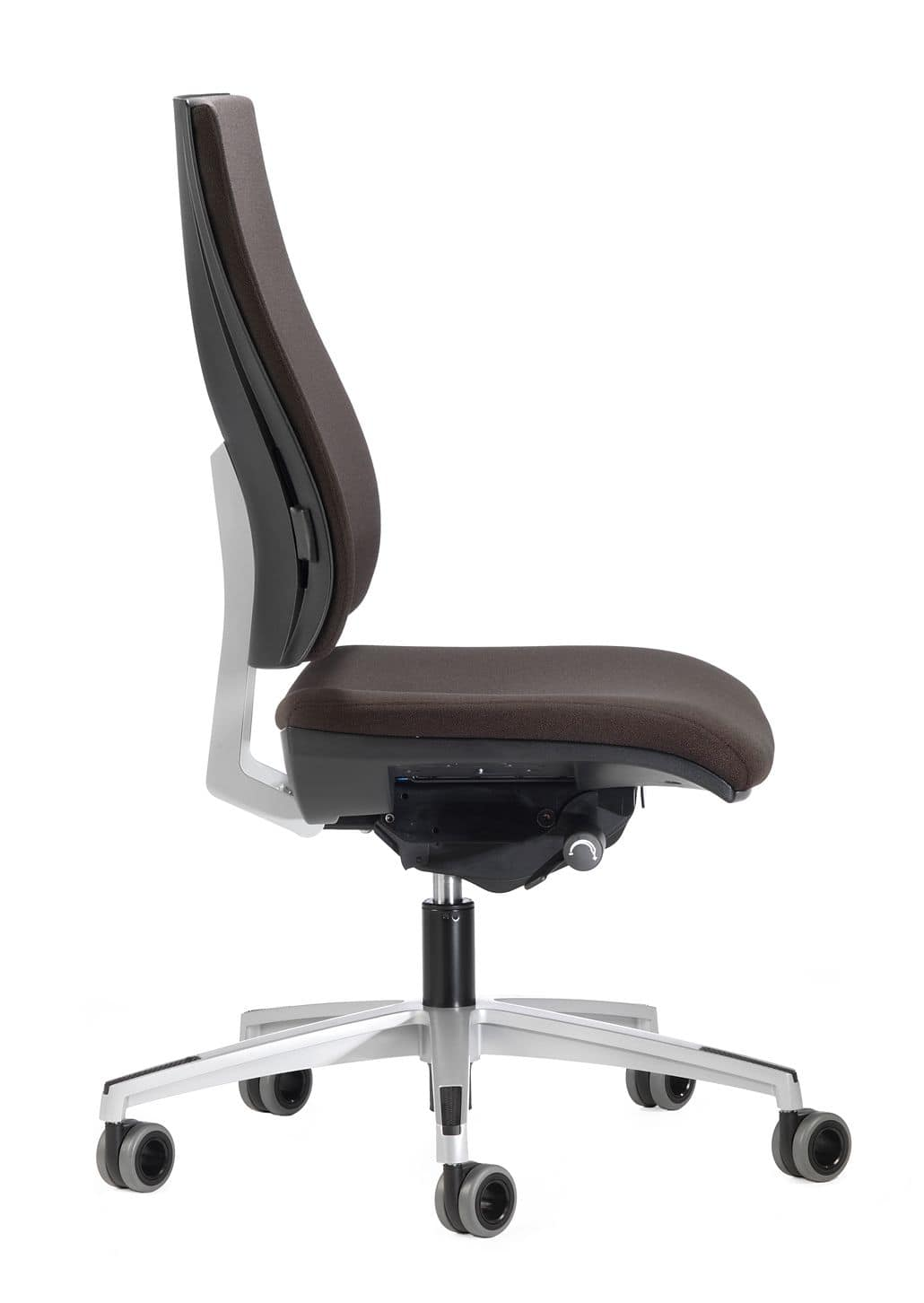 swivel chair operations high top patio chairs with wheels for operational office idfdesign ally 1707 opt