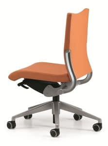 swivel chair operations office chairs discount on wheels for operational idfdesign avia 4000 side shift seat mechanism