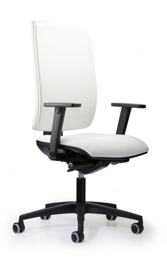 swivel chair operations kohls rocking cushions operational office padded easy to use idfdesign wind 103