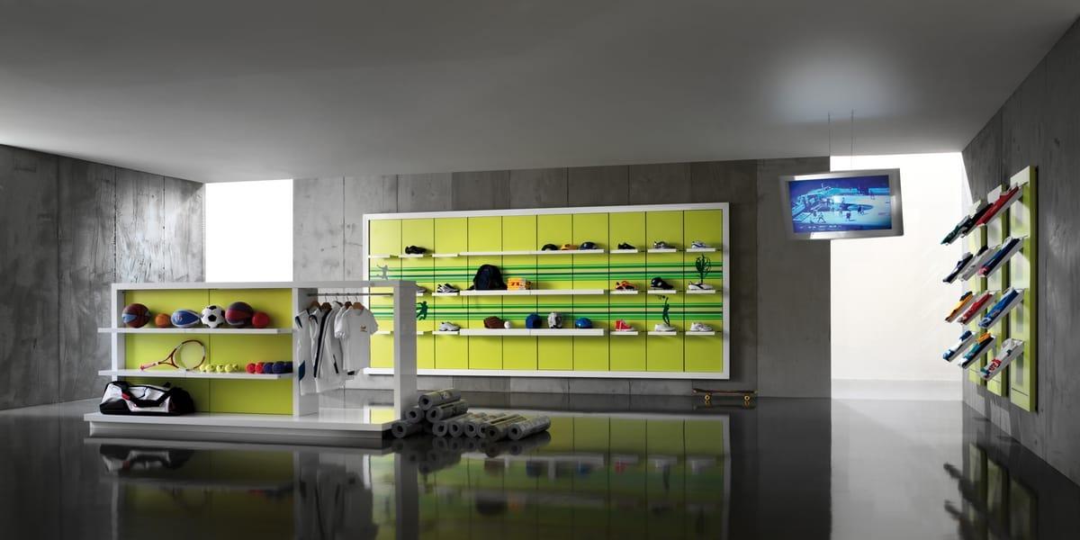 meubles pour magasins de vetements de