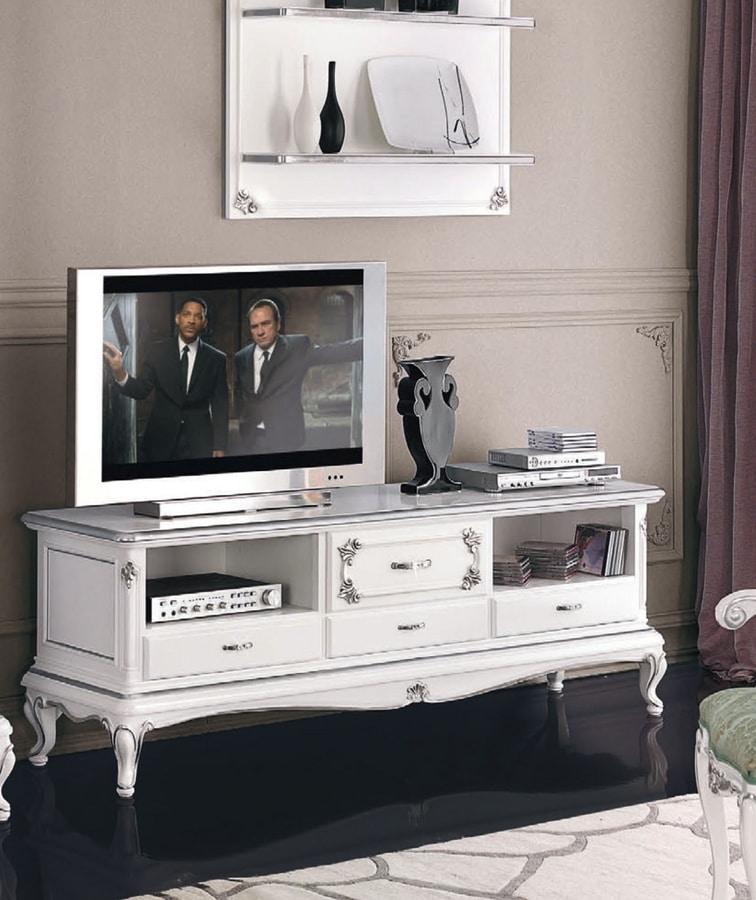 meuble tv de style art deco idfdesign
