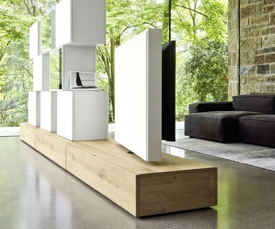 meuble tv pivotant idfdesign