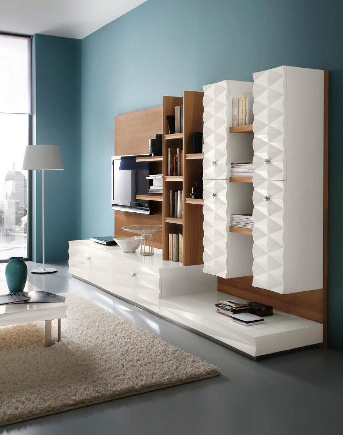 meubles pour salon dans un style