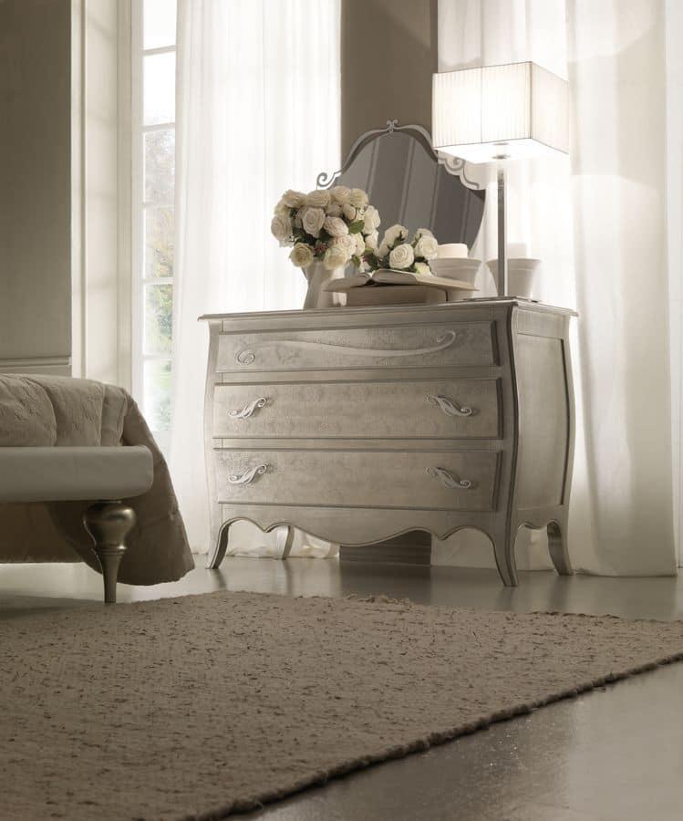 Elegante com classico per camera da letto  IDFdesign