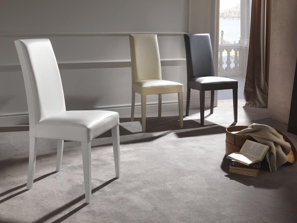 Fodera in cotone per sedie da pranzo  IDFdesign