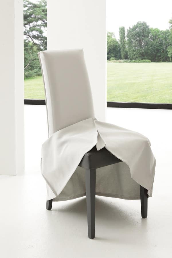 finest art cover fodera in cotone per sedie da pranzo with