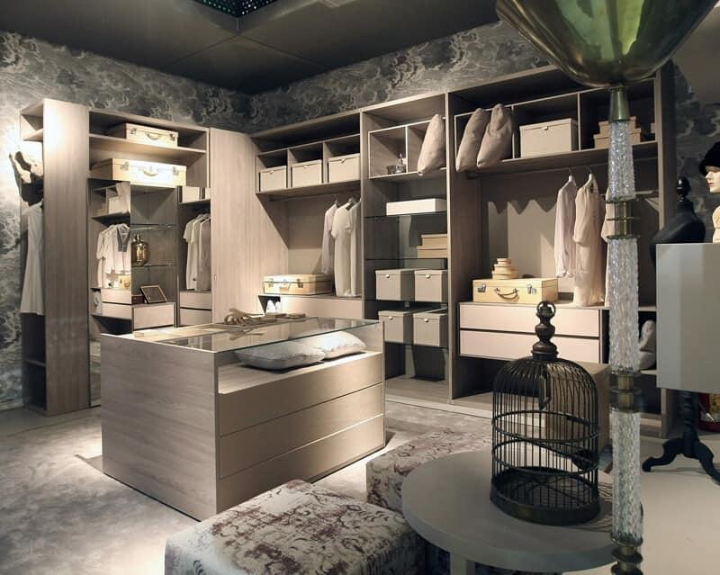 Design Ankleidezimmer kundengerecht  IDFdesign
