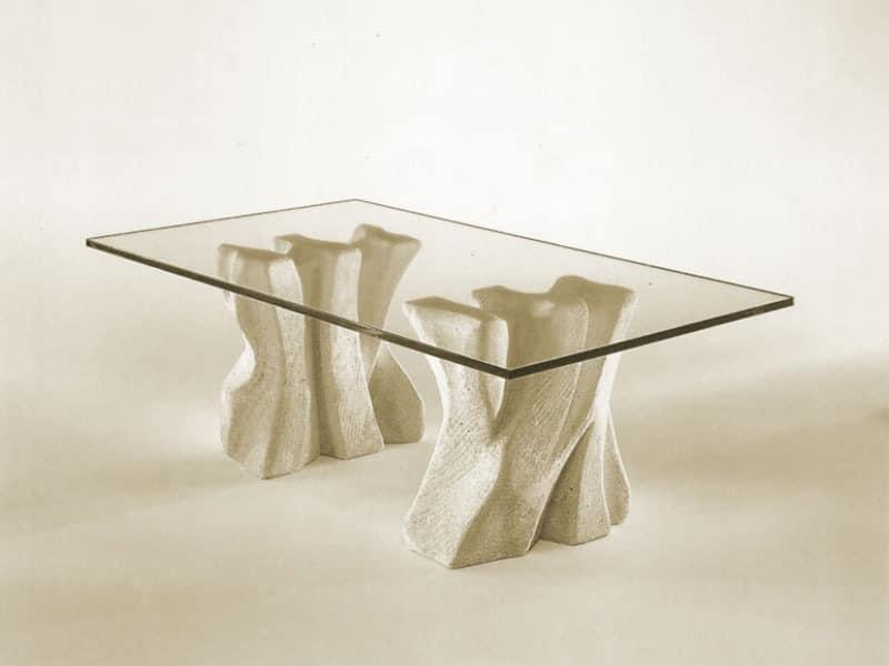Couchtisch Glas Stein Awesome Couch Tisch Glas Elegant Stein Couchtisch Aronesia Mediterran Mit