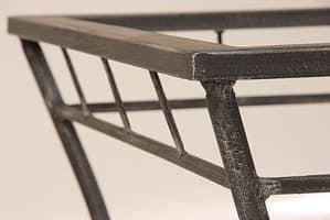 Tisch mit Glasplatte fr den Auenbereich  IDFdesign