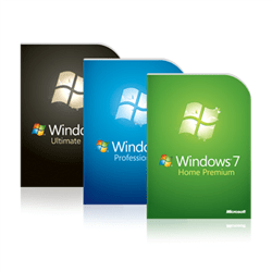 Ediciones de Windows 7