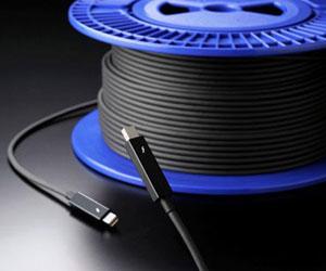 Sumitomo comienza a distribuir los primeros cables Thunderbolt ópticos