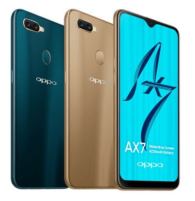 oppo ax7 review mobile