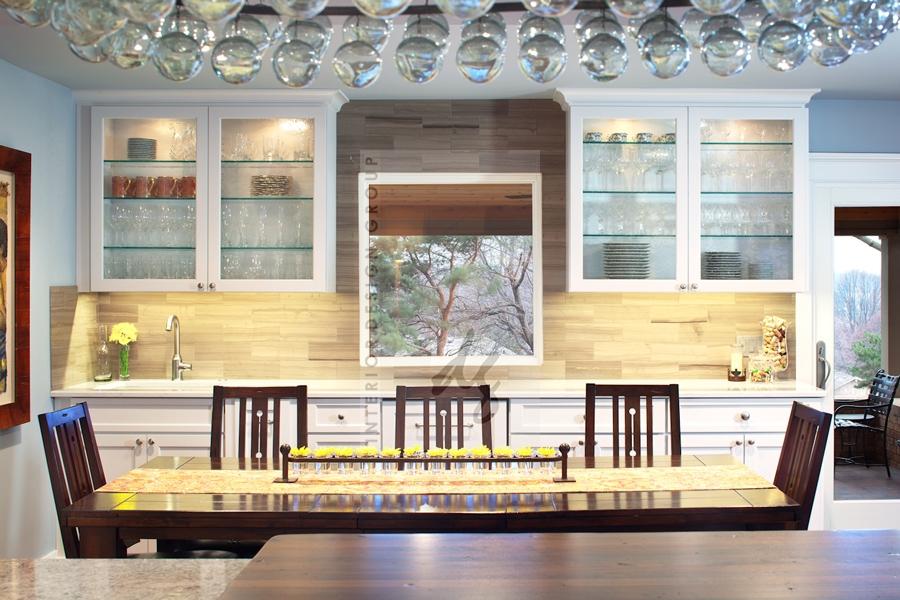 Living & Dining Portfolio Interior Design Group