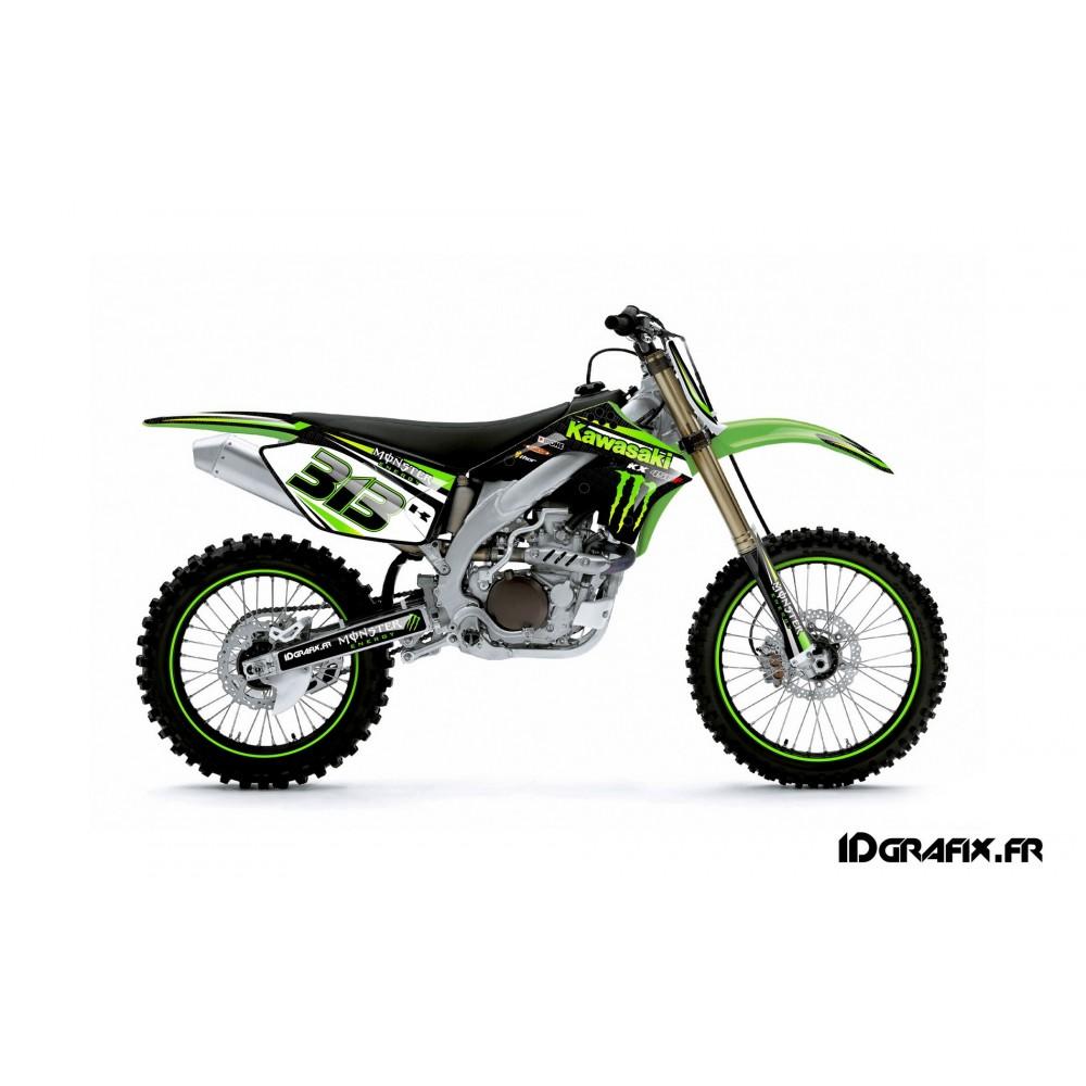 Kit deco Factory series for Kawasaki KX/KXF