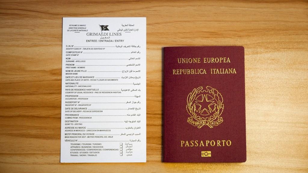 marocco_in_moto_documenti necessari