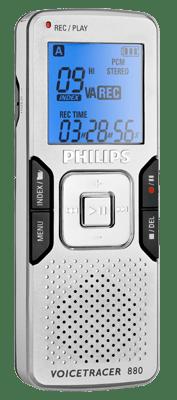 Philips Digital Voice Tracer - DVT - 880 - LFH0880