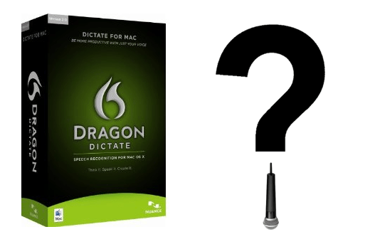 Microphone options for Dragon Dictate for Mac in Australia