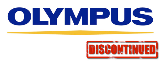 Olympus Discontinued Voice Recorder Models