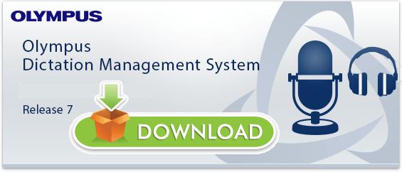 Free Download Olympus ODMS R7 DM TM Dictation Transcription Module Windows 10