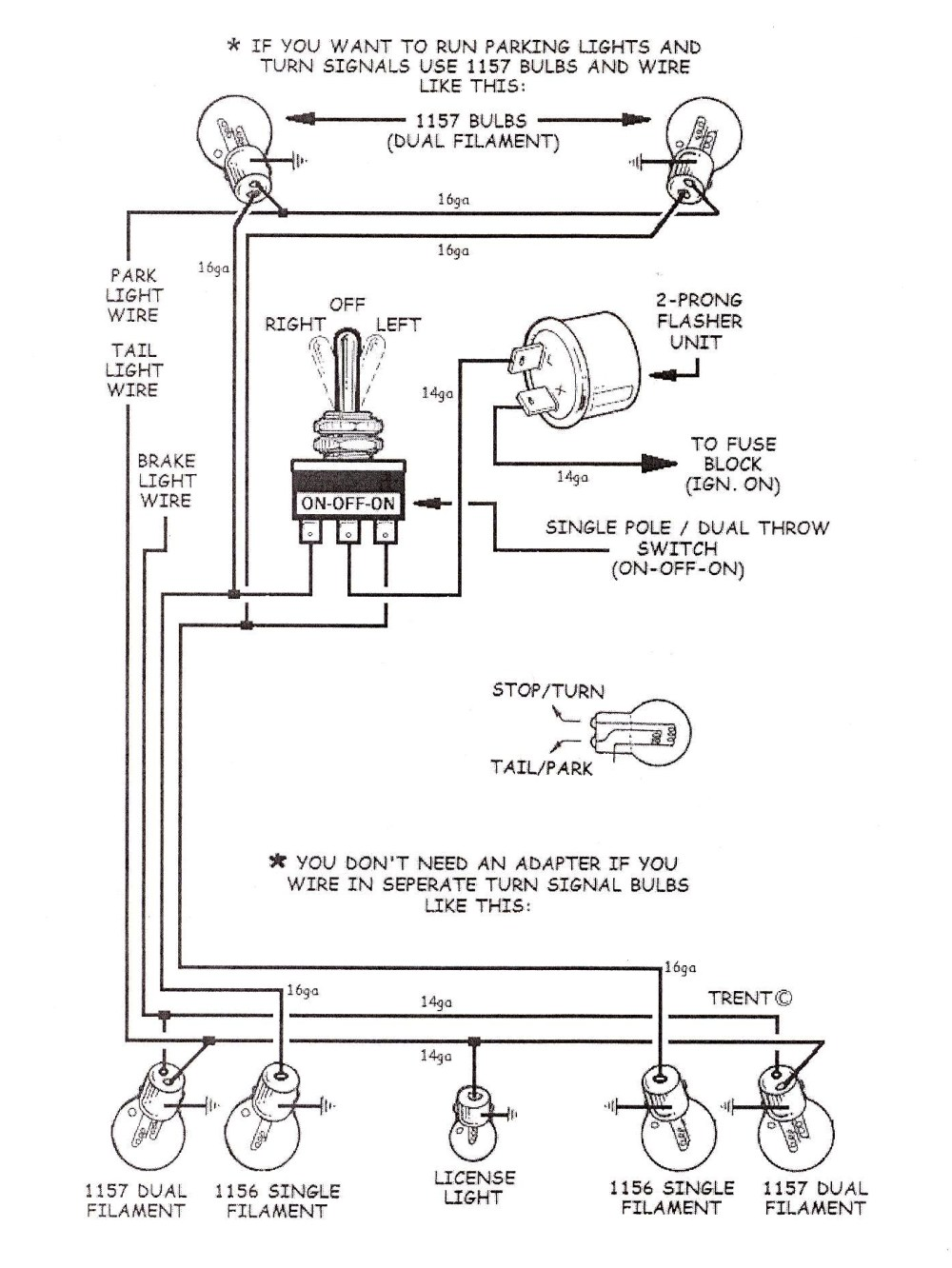 medium resolution of tech tips 1968 ford headlight switch wiring diagram turnsignalwiringdiagram