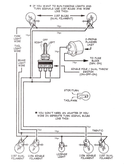 small resolution of tech tips 1968 ford headlight switch wiring diagram turnsignalwiringdiagram