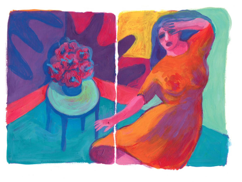 Camille Le Carreres Idile Magazine Nantes 1