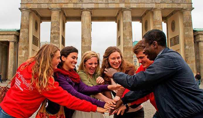 Curso aleman intensivo Berlin Alemania  Escuela de
