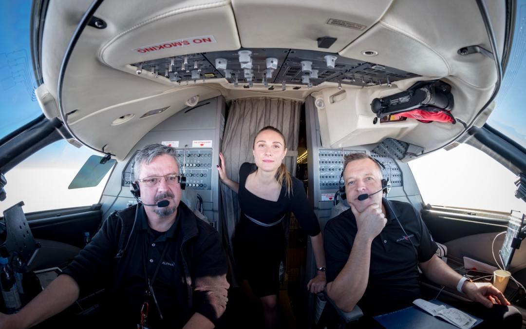 Importancia de hablar inglés para trabajar en compañías aéreas como Air Europa
