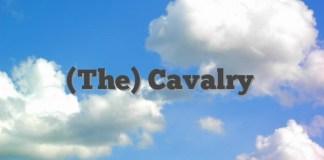 (The) Cavalry
