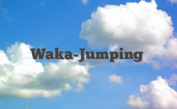 Waka-Jumping