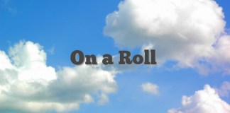 On a Roll
