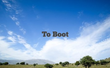 To Boot