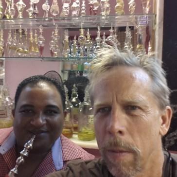 Tea and good company, Hurghada