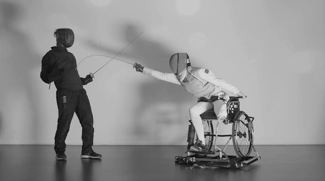 Elke van Achterberg - rolstoelschermers