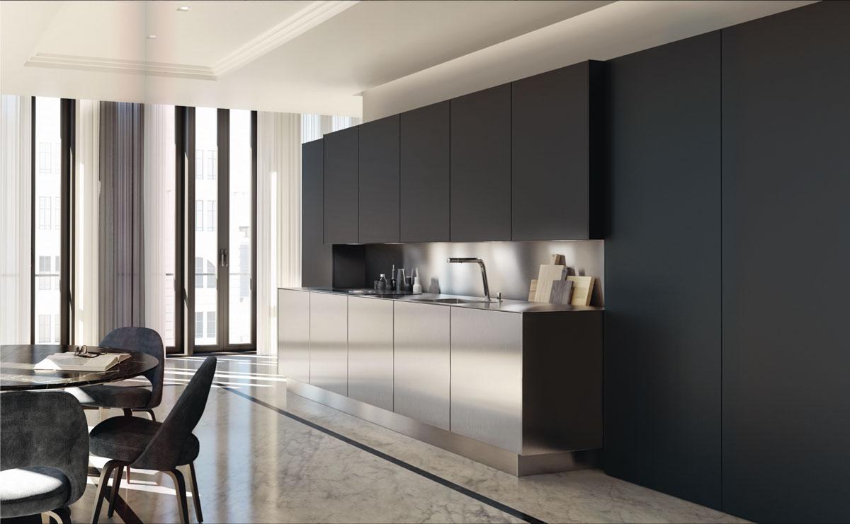 eclairage meuble haut cuisine
