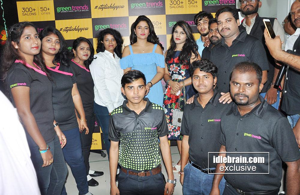 poonam bajwa launches green