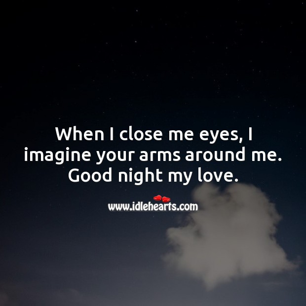 Good Night Quotes With Images Idlehearts