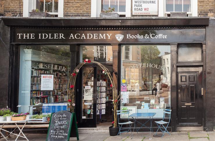 Idler Bookstore